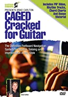 Caged Cracked for Guitar [DVD] [Import]