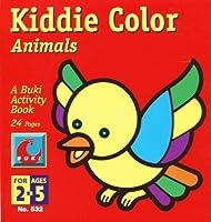 Kiddie Colour Animals