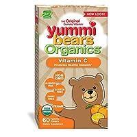 Hero Nutritionals Products - YummiはOrganicsのビタミンCのフルーツの味mgに 60 耐える。1グミ