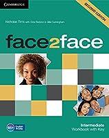 face2face Intermediate Workbook with Key (Face 2 Face)