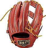 ZETT(ゼット) 野球 硬式 グラブ (グローブ) プロステイタス サード 右投用 ボルド×オークブラウン(4036) BPROG45