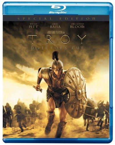 トロイ ディレクターズ・カット [Blu-ray]の詳細を見る
