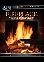 Fireplace: Visions of Tranquility [DVD] [Import]