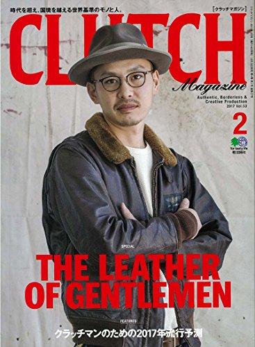 CLUTCH Magazine(クラッチマガジン) 2017年 02 月号 [雑誌]の詳細を見る