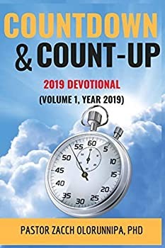 Countdown and Count-Up Devotional: Calendar Year 2019 [並行輸入品]