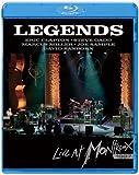 エリック・クラプトン|レジェンズ / ライヴ・アット・モントルー 1997 [Blu-ray]