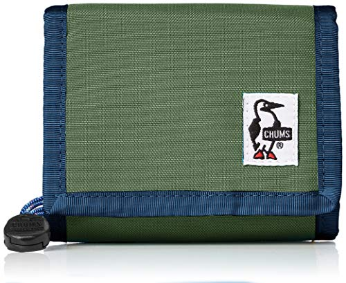 [チャムス] Eco Multi Wallet CH60-2194-M021-00 Forest Green