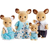 Calico Critters Buckley Deer Family [並行輸入品]