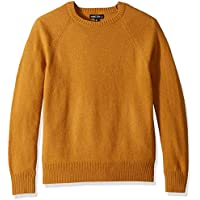 J.Crew Mercantile Men's Lambswool-Nylon Crewneck Sweater