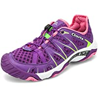 Clorts Women's Quick Drying Sport Hiking Water Shoe Amphibious Athletic Sneaker 3H025