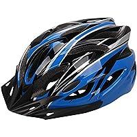 Rabing 自転車 ヘルメット サイクリング ロードバイク クロスバイク スポーツ 通勤 大人 男女兼用 超軽量 高剛性 通気 サイズ調整可能