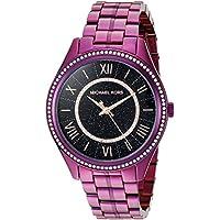 Michael Kors Women's MK3724 Lauryn Quartz Stainless Steel Casual Watch