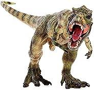 CORPER TOYS 恐竜 ダイナソー ティラノサウルス フィギュア おもちゃ 子供向け 知育おもちゃ 玩具 迫力 PVC製 開閉可動式設計