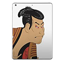 第5世代 iPad iPad5 2017年モデル スキンシール apple アップル アイパッド A1822 A1823 タブレット tablet シール ステッカー ケース 保護シール 背面 人気 単品 おしゃれ 和 浮世絵 絵 013304