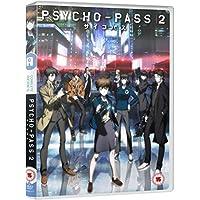 PSYCHO-PASS サイコパス 2 (第2期) コンプリート DVD-BOX (全11話, 275分) タツノコプロ アニメ