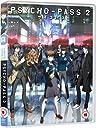 PSYCHO-PASS サイコパス 2 (第2期) コンプリート DVD-BOX (全11話, 275分) タツノコプロ アニメ DVD Import