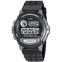 Casio Black Digital Sport  W87H-1Vh Watch