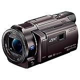 SONY 4Kビデオカメラ Handycam FDR-AXP35 ブロンズブラウン 光学10倍 FDR-AXP35-TI