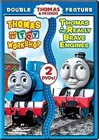 Thomas & Friends: Thomas & Toy Workshop / Thomas [DVD] [Import]