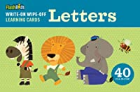 Letters (Write-On Wipe-Off Learning Cards)