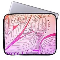 """UDDESIGNフェスティバル 10インチ ラップトップバッグ ブリーフケース プロテクターカバー ノートパソコン バッグ ラップトップ 衝撃吸収 9.7インチ iPad Pro / 12"""" MacBook用"""