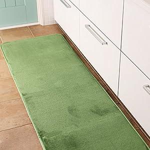 洗える フランネル キッチンマット 約60×1...の関連商品7