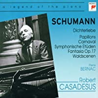 Schumann: Dichterliebe Piano by ROBERT SCHUMANN