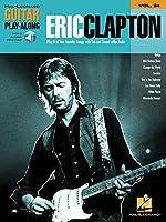 Eric Clapton Guitar Play: Along (Hal Leonard Guitar Play-Along)