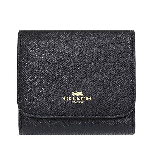 [해외][코치] COACH 지갑 (세 접는 지갑) F57584 가죽 세 접는 지갑 여성 [아울렛 상품] [병행 수입품]/[Coach] COACH wallet (three fold wallet) F57584 Leather tri-fold wallet Women`s [outlet item] [parallel imported goods]