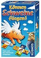 Können Schweine fliegen? Mini: Tiere und ihre Merkmale entdecken. Für 2 - 4 Spieler