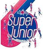Super Junior 6集 (リパッケージ) - Spy (韓国盤) 画像
