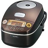 象印 圧力IH炊飯器5.5合 ブラウン NP-BC10-TA