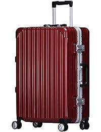 (ラッキーパンダ) Luckypanda TY6801 スーツケース 超軽量 フレームタイプ TSAロック 機内持込 小型 中型 大型 キャリーケース キャリーバッグ 機内持ち込み 軽量 8輪 s m l サイズ
