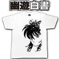 蔵馬 Tシャツ Mサイズ アップ 幽遊白書 (ORYH)