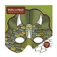 Mudpuppy Dinosaurs Make-a-Mask