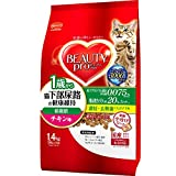 ビューティープロ ビューティープロ キャット 猫下部尿路の健康維持 低脂肪 1歳から チキン味 1.4kg