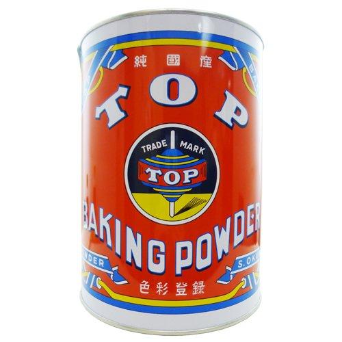 ベーキングパウダー TOP 2kg 6缶 【1ケース】 Baking Powder Absolutely Pure 粉末 膨らし粉 ふくらし粉 製菓材料 業務用
