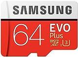 Samsung microSD カード 64GB EVO Plus Class10 UHS-I対応 (最大転送速度100MB/s) MB-MC64GA [並行輸入品]