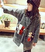 韓国風★新しいスタイル★キッズファッションアウター★キッズコート