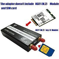 Hobbypower NGFF(M.2) to USB アダプタ SIMカードスロットつき 適用WWAN/LTE/4Gモジュール