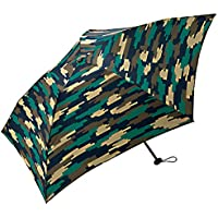 w.p.c 折りたたみ傘 キウ エアライト ピクセルカモフラージュ 50cm K34-063