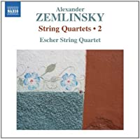 Zemlinsky: Strings Quartets, Vol. 2 by Escher Quartet (2014-06-10)