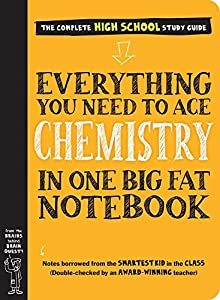 Everything You Need to Ace Chemistry in One Big Fat Notebook (Big Fat Notebooks) (English Edition)