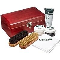 [コロニル] Collonil キット Shoe Care Kit 木箱セット 6000 8.8cmx22.8cmx13.8cm