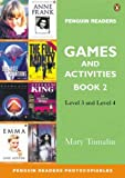 Penguin Readers Games and Activities Book 2 (Penguin Readers (Graded Readers))
