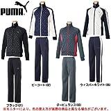PUMA(プーマ) レディース ジャージ 上下セット 903384/903385 レディース トレーニング (タービュランス(03), L)