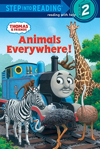 Animals Everywhere! (Thomas & Friends) (Step into Reading)の詳細を見る