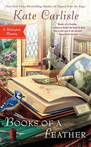 Download Books of a Feather (Bibliophile Mystery) 0451477715