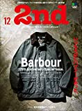 2nd(セカンド) 2019年12月号 Vol.153(Barbour 125th Anniversary Special Issue.)[雑誌] 画像