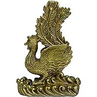 鳳凰 ミニ 万鳥の王 飾り物 縁起物 開運 幸運の置物  新年の祝い